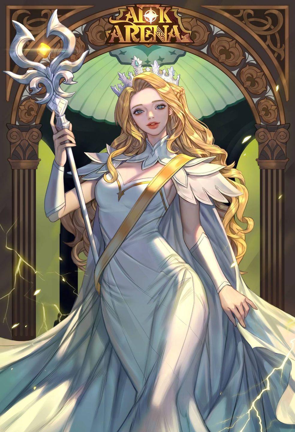 剑与远征新英雄索瑞斯曝光 绿裔新角色SAURUS技能预览[多图]图片3
