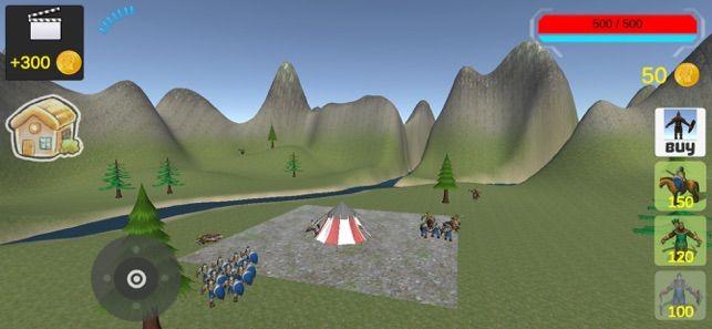 中世纪战争兽人游戏安卓版图片1